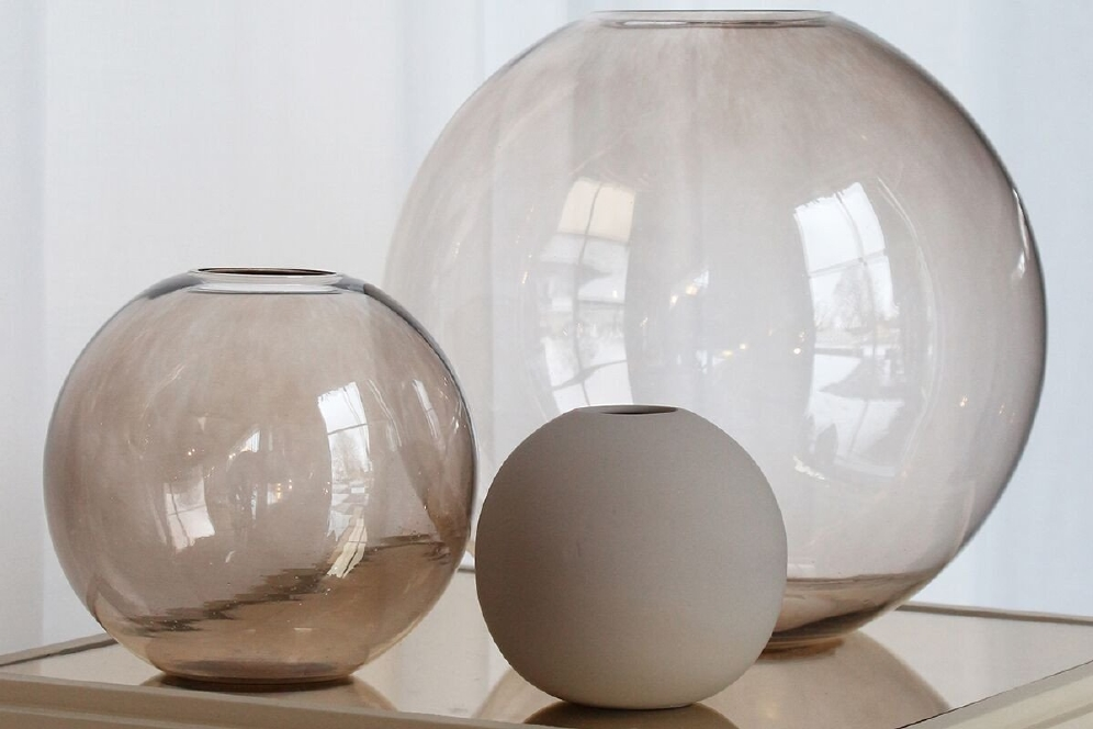 Vase Ball glass