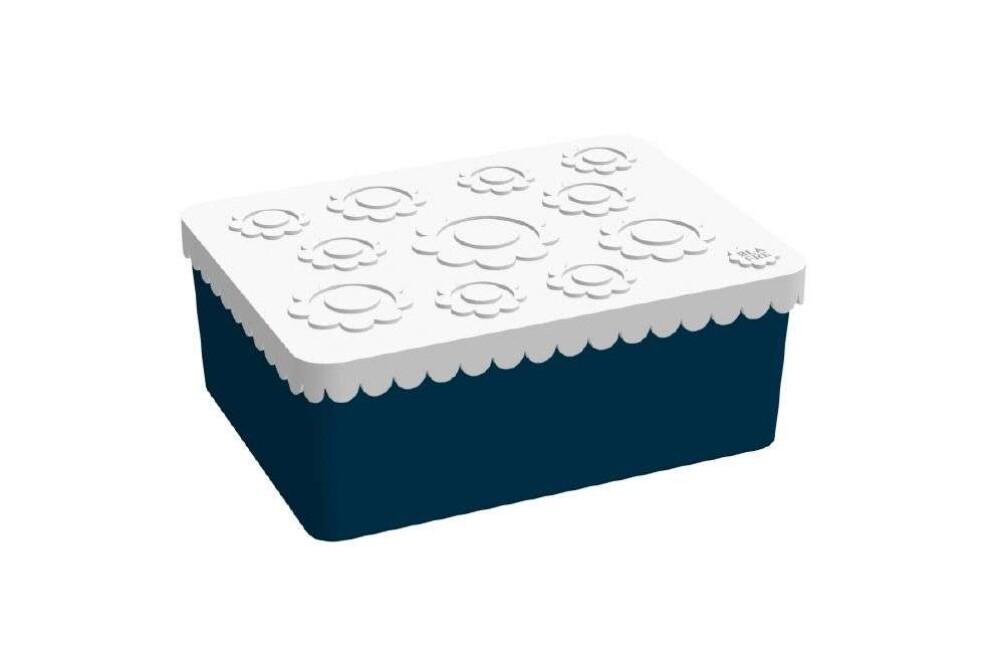 Blafre stålflaske hvit