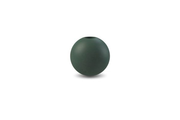 COOEE - CANDLESTICK BALL DARK GREEN
