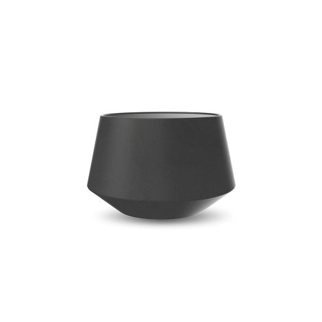 COOEE - POTTE CONVEX BLACK