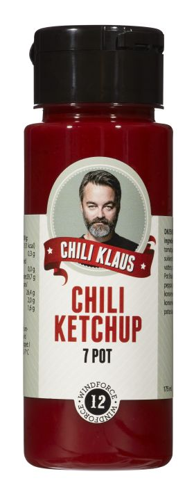 CHILI KLAUS KETCHUP 7 POT NR. 12