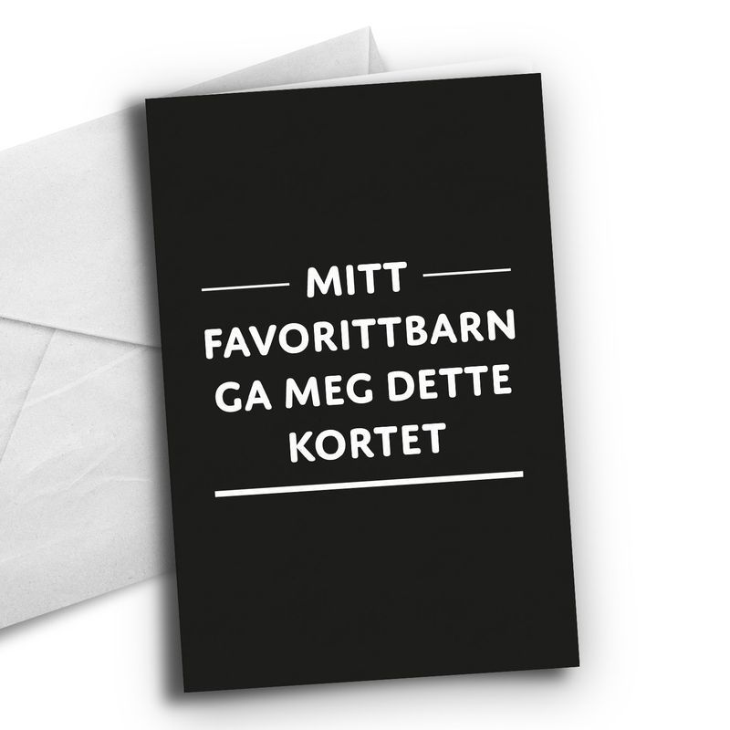HAPPY STAR - MITT FAVORITTBARN
