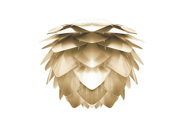 UMAGE - ALUVIA MEDIUM BRUSHED BRASS