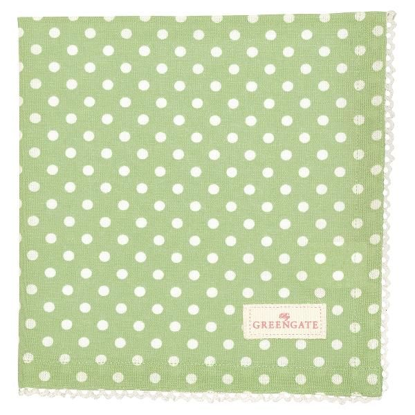 GREENGATE - SERVIETT M/BLONDER SPOT