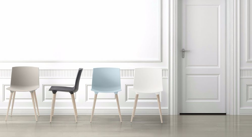 ANDERSEN TAC CHAIR HVIT