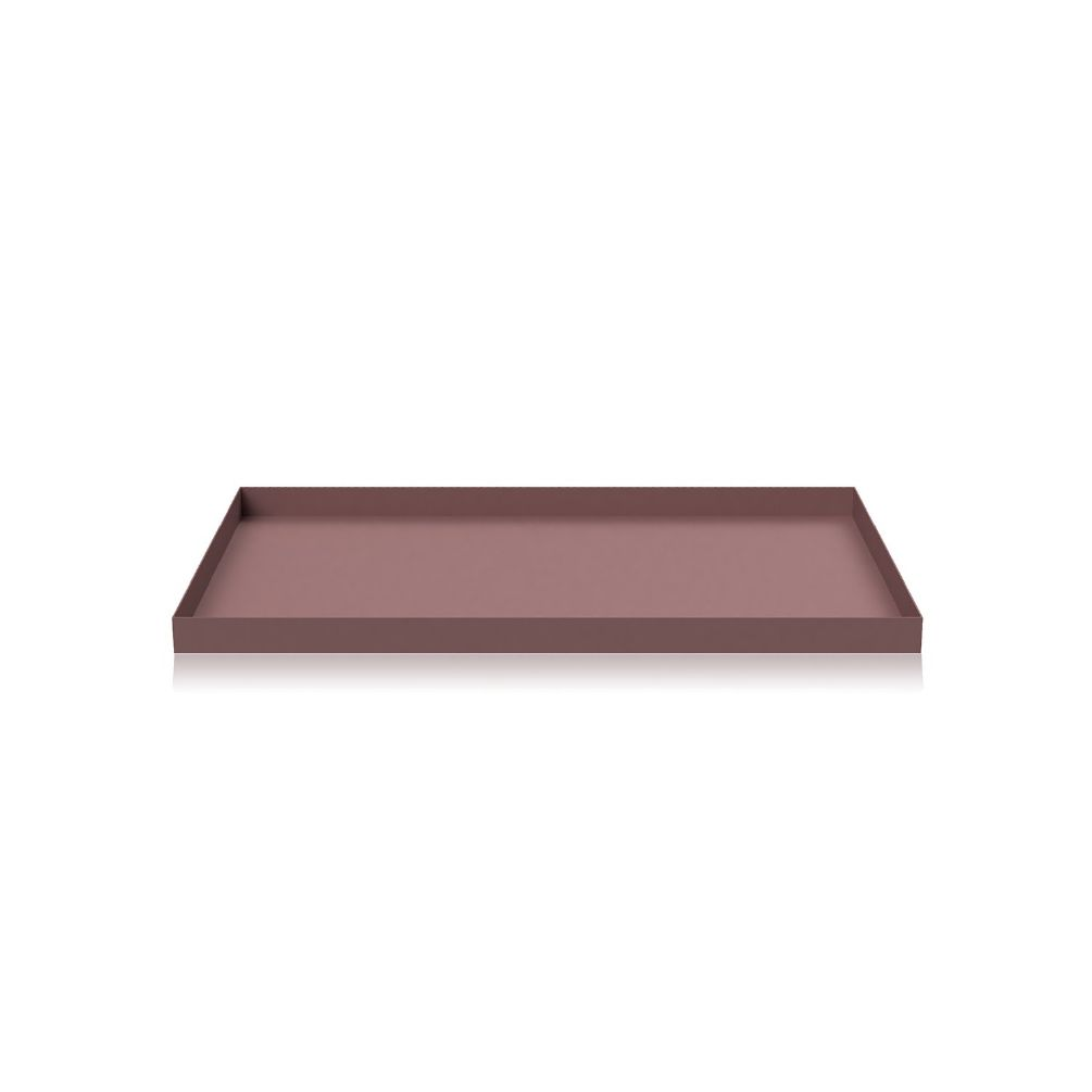 COOEE - TRAY Cinder Rose 39x25x2
