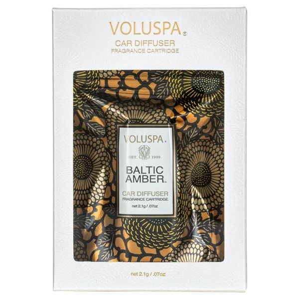 VOLUSPA - CAR DIFFUSER REFILL