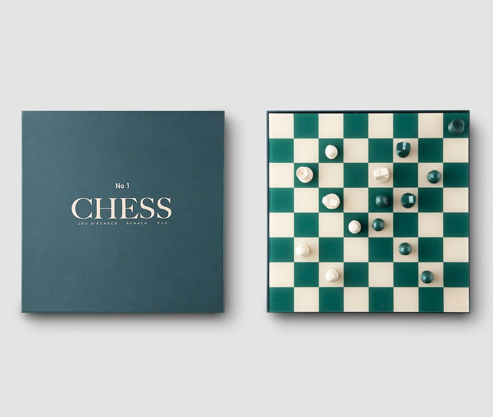 PRINTWORKS - CHESS