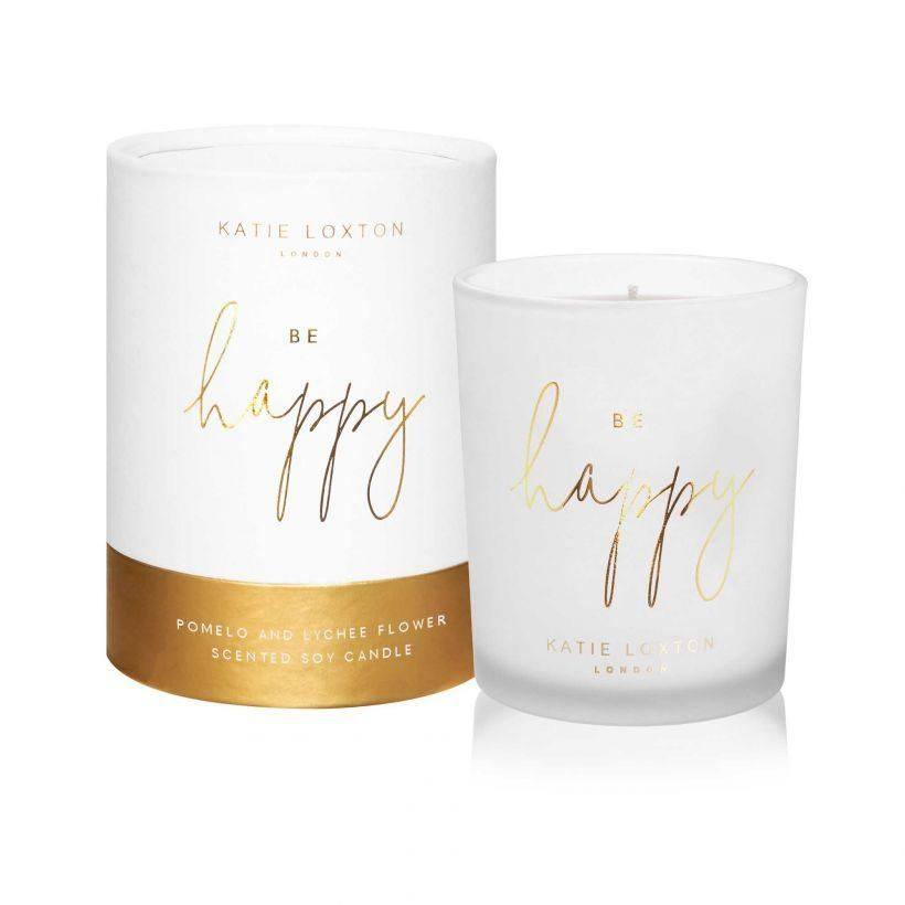 KATIE LOXTON - DUFTLYS BE HAPPY