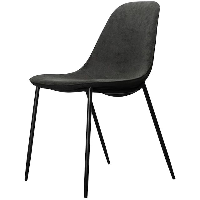 BY ON - DINING CHAIR CLEO Svartish