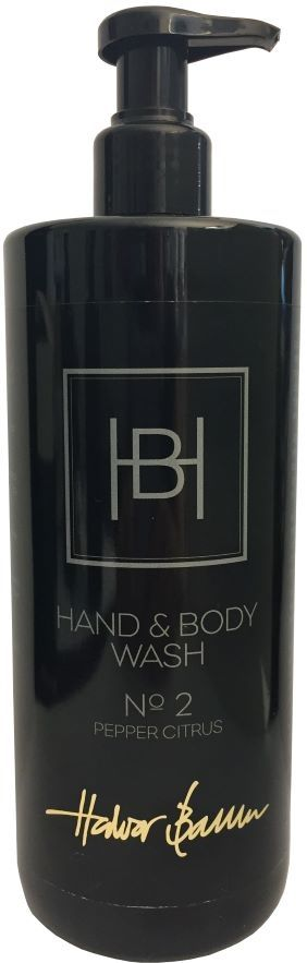 HB - HAND & BODY WASH Pepper Citrus 500 Ml