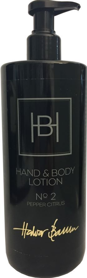 HB - HAND & BODY LOTION Pepper Citrus 500 Ml