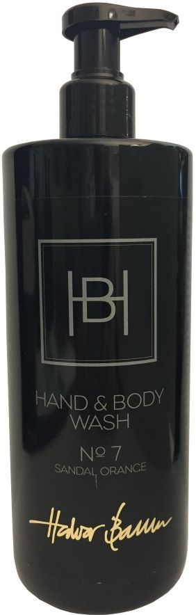 HB - HAND & BODY WASH Sandal Orange 500 Ml