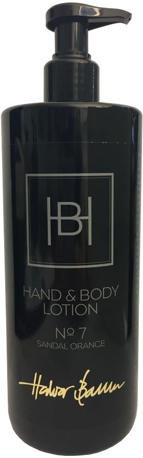 HB - HAND & BODY LOTION Sandal Orange 500 Ml