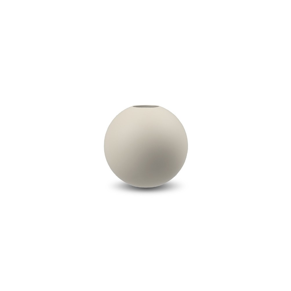 COOEE - VASE BALL Shell 8 Cm