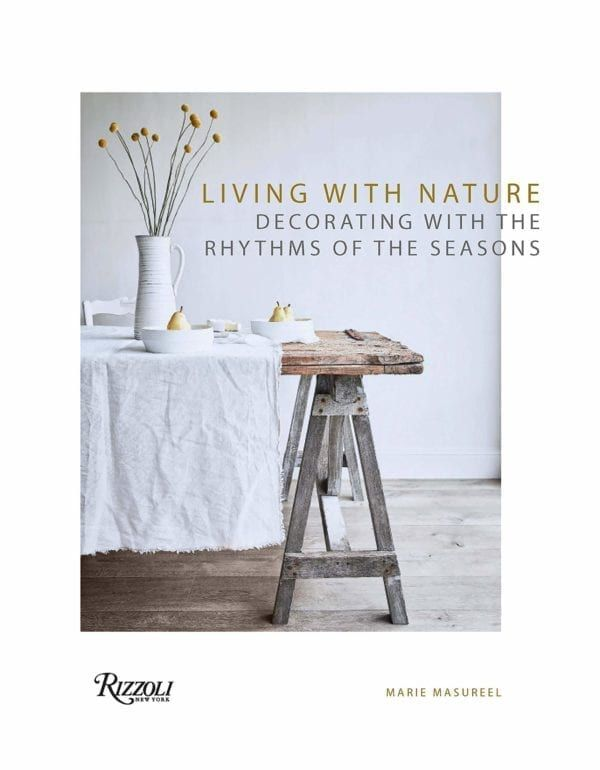 NEW MAGS - LIVING WITH NATURE: DECORATIN
