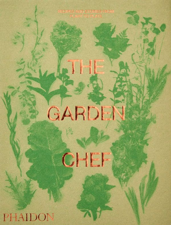 NEW MAGS - THE GARDEN CHEF