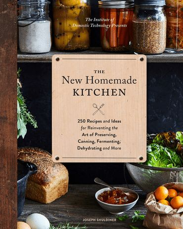 NEW MAGS - THE NEW HOMEMADE KITCHEN