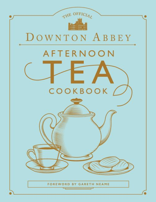NEW MAGS - DOWNTON ABBEY AFTERNOON TEA C