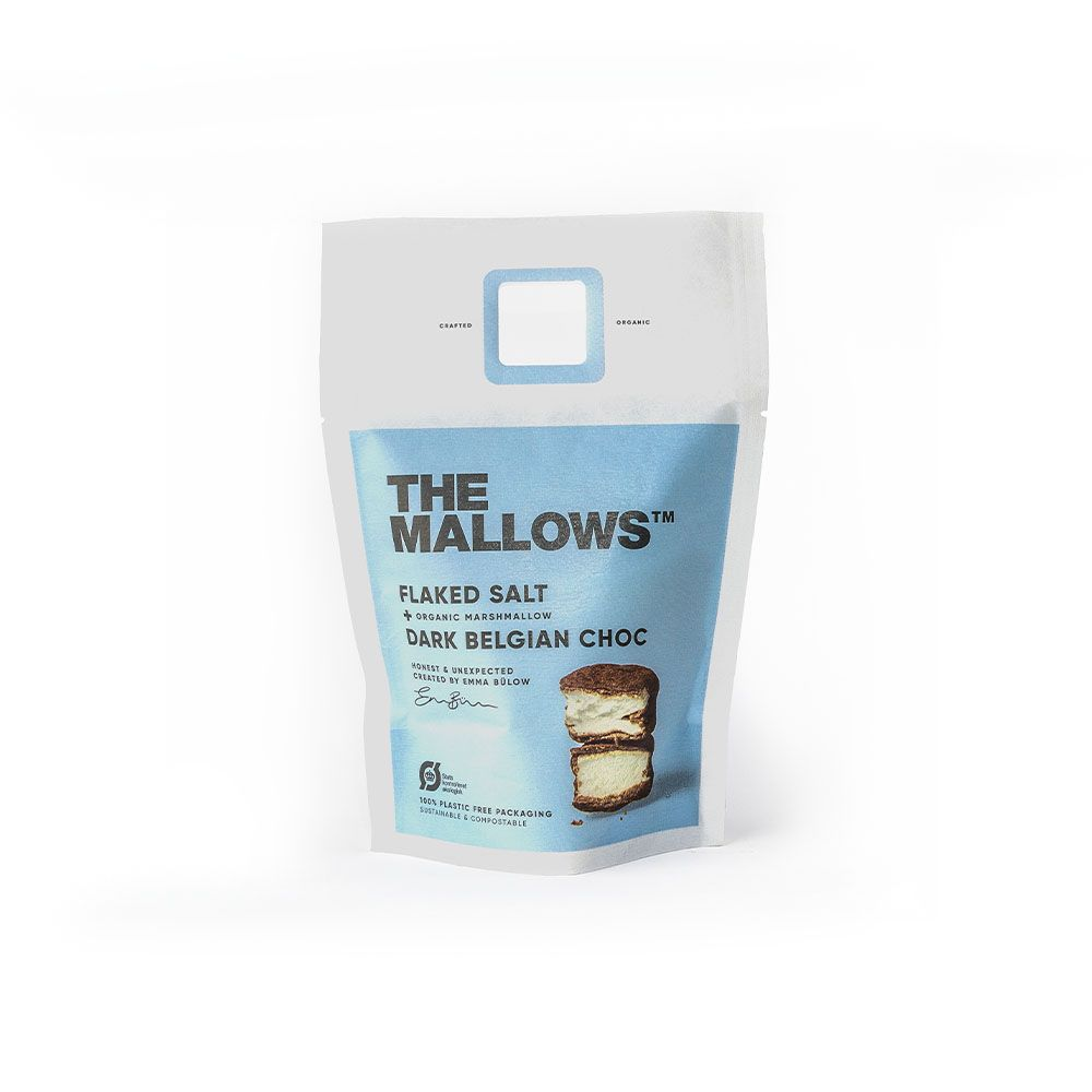 MALLOWS - FLAKED SALT 90gr