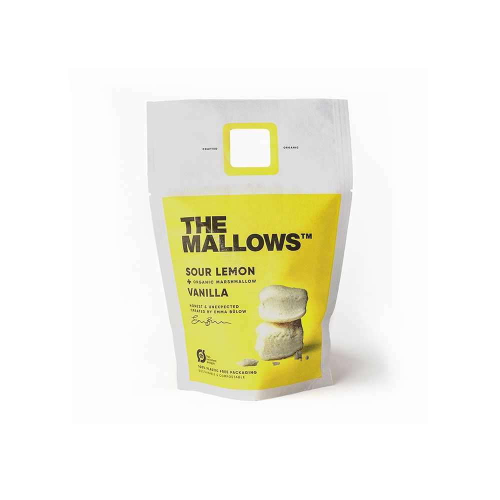 MALLOWS - SOUR LEMON & VANILLA