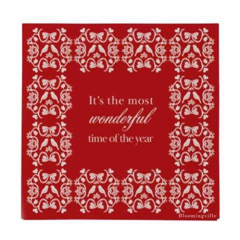 MADAM STOLTZ - BRETT Brass Ø:10 Cm