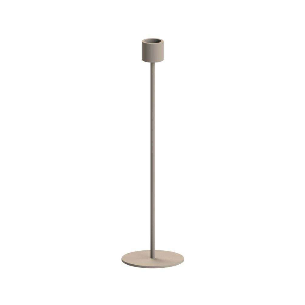 COOEE - CANDLESTICK Sand 29 Cm