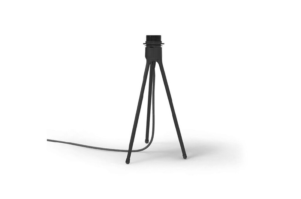 UMAGE - TRIPOD TABLE MATT SVART