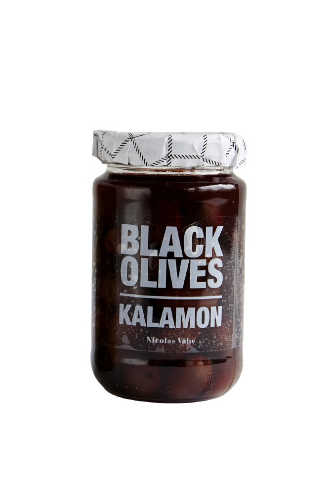 Black Olives Kalamon