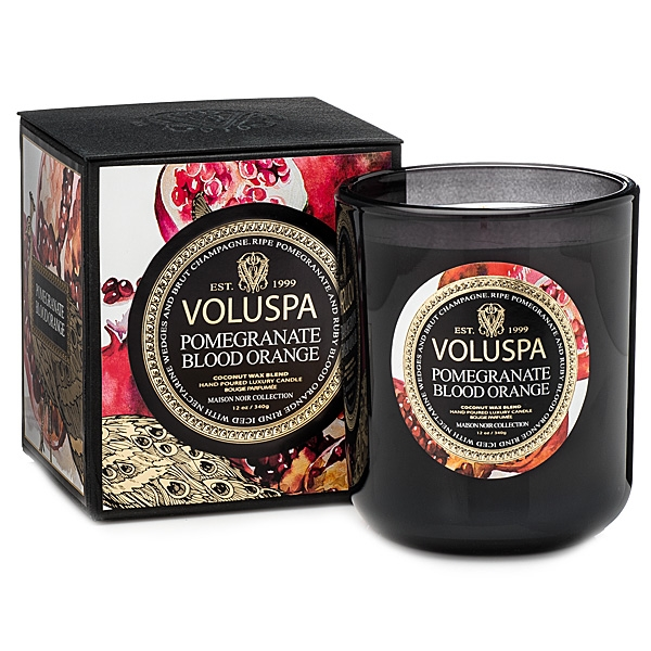 VOLUSPA - POMEGRANATE BLOOD ORANGE