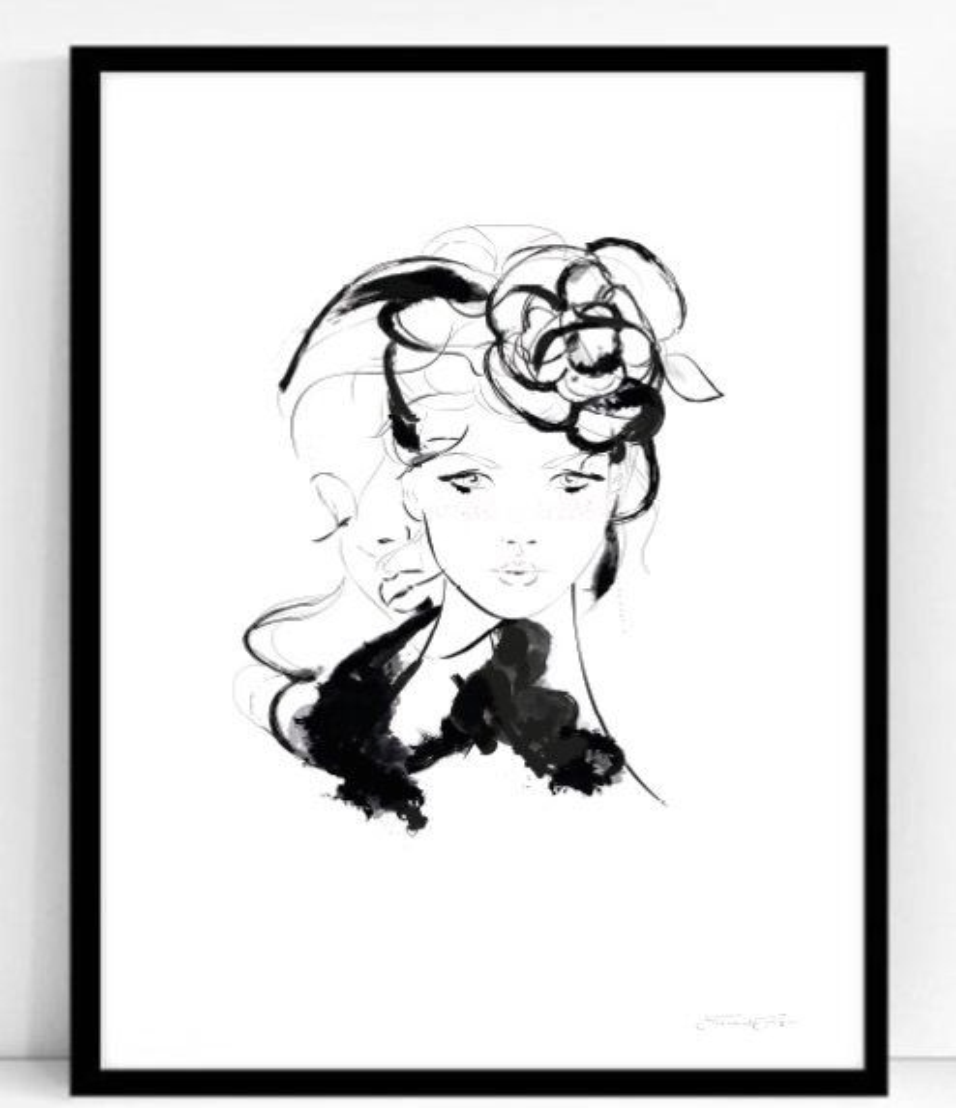 "Atelje Epifor - Plakat ""Alter Ego"" 30x40"
