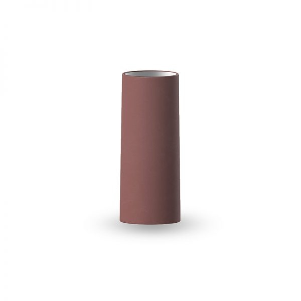 COOEE - VASE TUBE Plomme 11 Cm